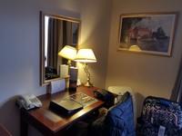Launceston - Grand Chanceller room night