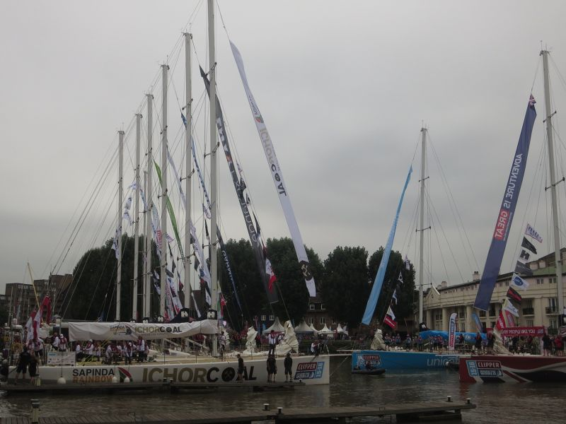 2015/16 Round The World Clipper Race