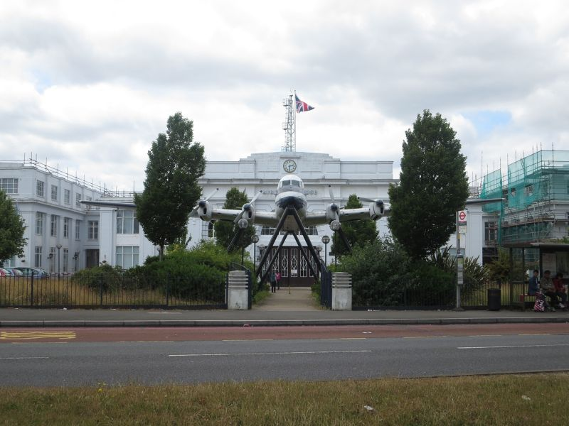 Croydon London Airport
