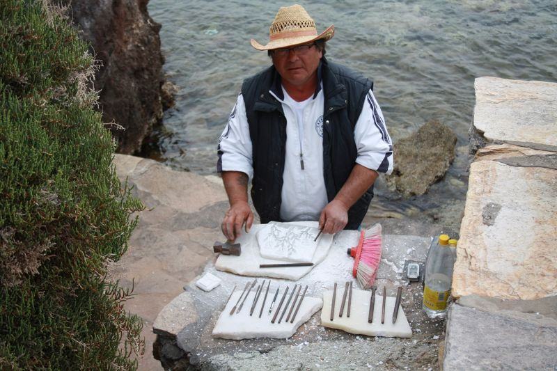 The Local Marble Craftsman