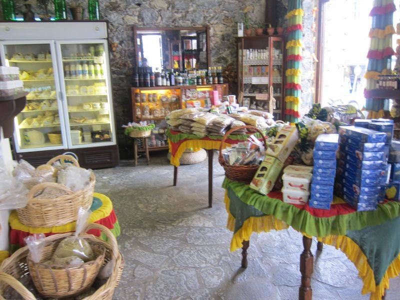 Cheese Shop Naxos