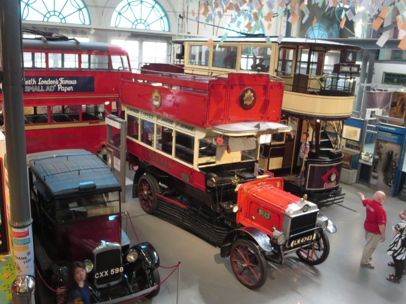 Transport for London Museum