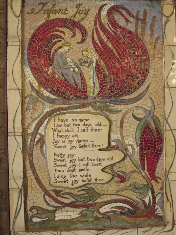 William Blake's Poems & Paintings - London