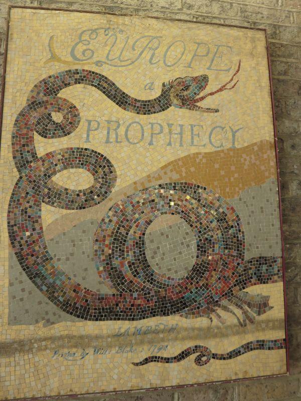 William Blake's Mosaics