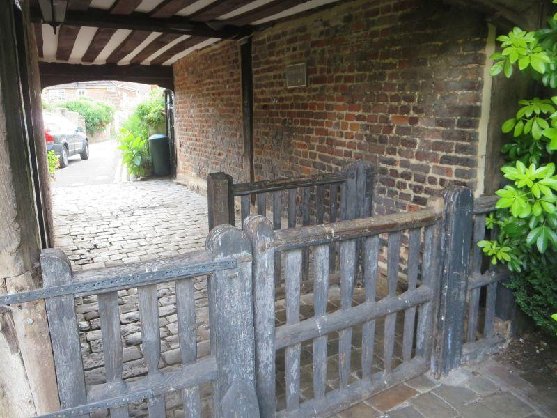 Lich Gate Cottage