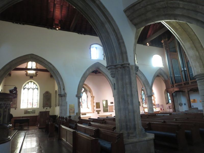 Photos of St Leonard's Church