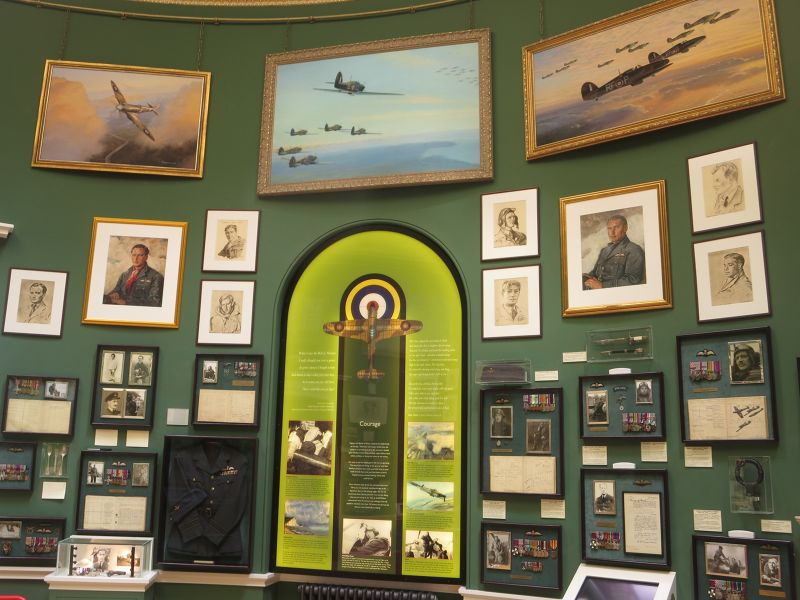The Bentley Priory Museum