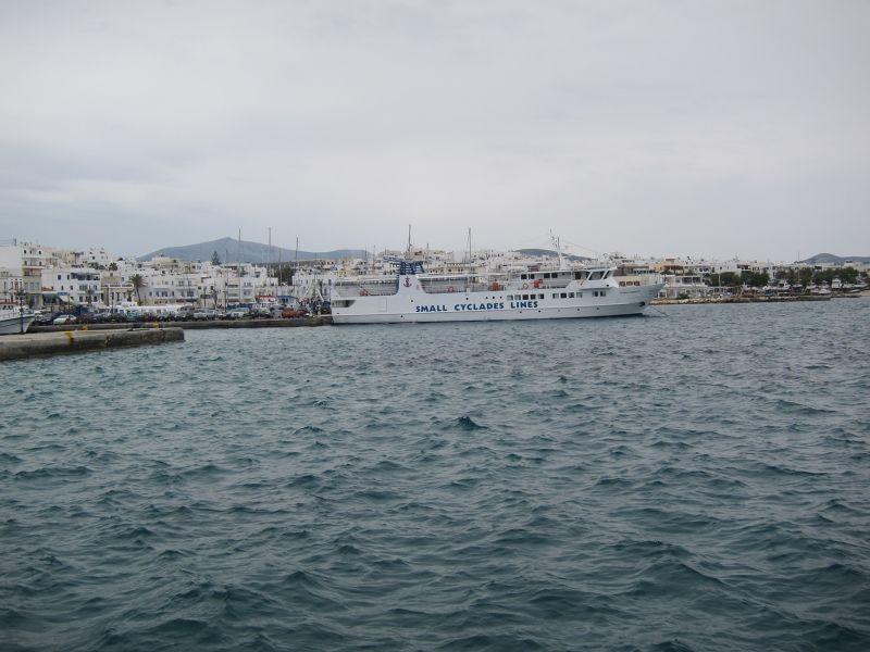 Island Hopping aboard Express Skopelitis