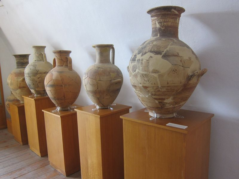 Naxos Archaeological Museum
