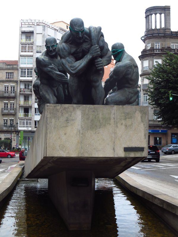 Monument to work