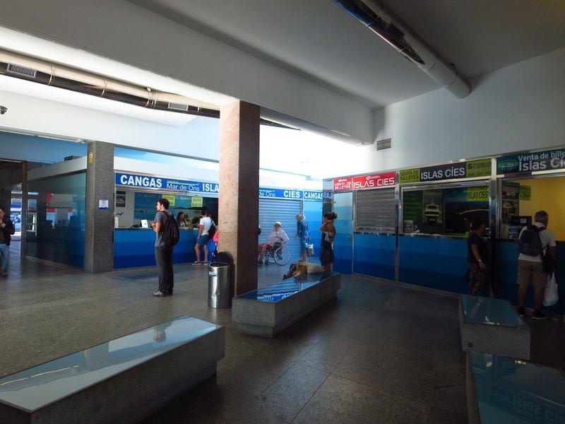 Ticket Hall