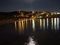 Night shots of Donoussa Island