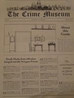 Museum of London ---The Crime Museum Uncovered - London