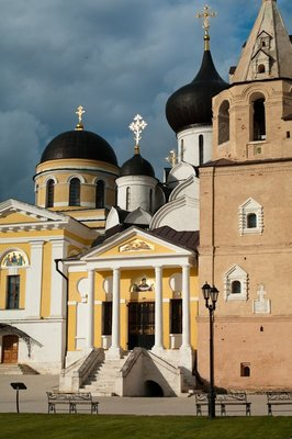 The Assumption Сathedral in the Holy Assumption Monastery