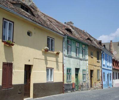 Strada Cetatii - Sibiu