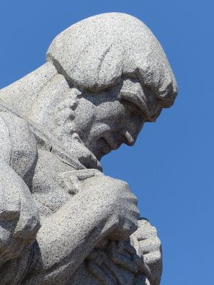 The Freedom Monument - Riga