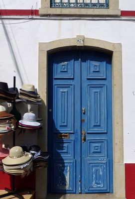 A walk in the old town - Albufeira
