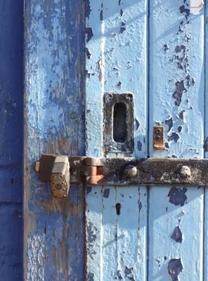 Old door, Woodbridge