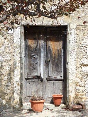 Quiet corner of Falconaro, Arpino