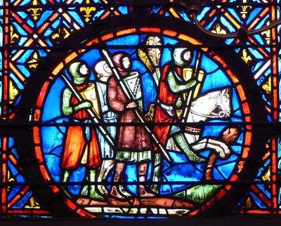 Sainte Chapelle - Chapelle Haute