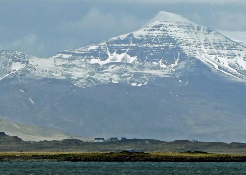 Reykjavik waterfront