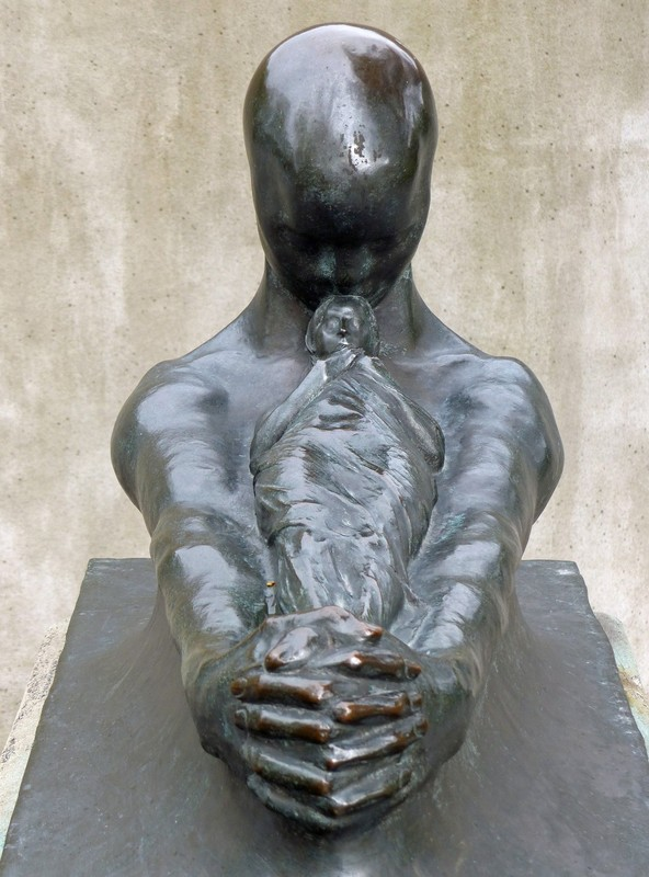 Einar Jónsson Sculpture Park - Spring