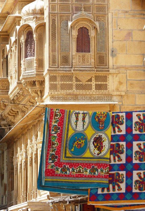 Patwa Haveli in Jaisalmer