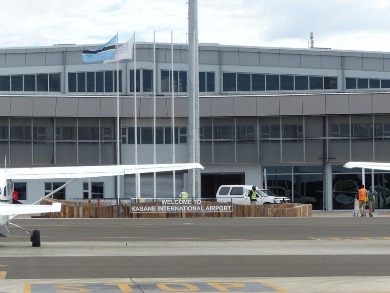 Kasane Airport, Botswana