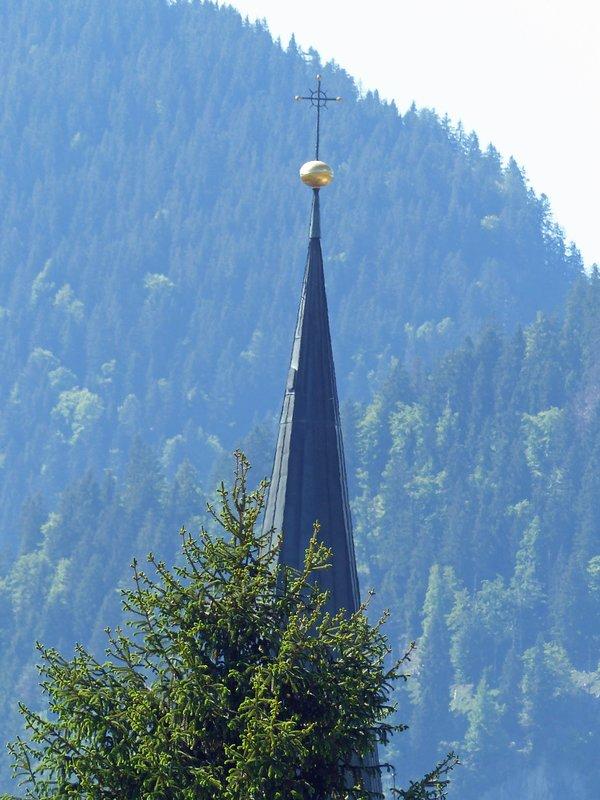 Church in Oberstdorf