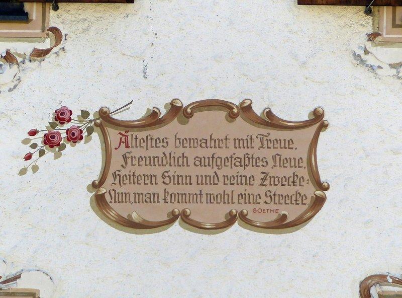 Building detail, Kempten