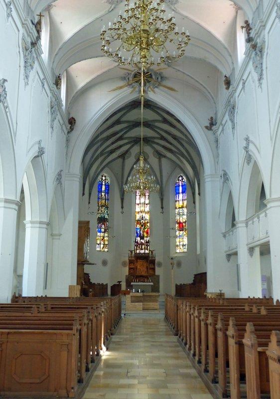 St Mang's Church, Kempten
