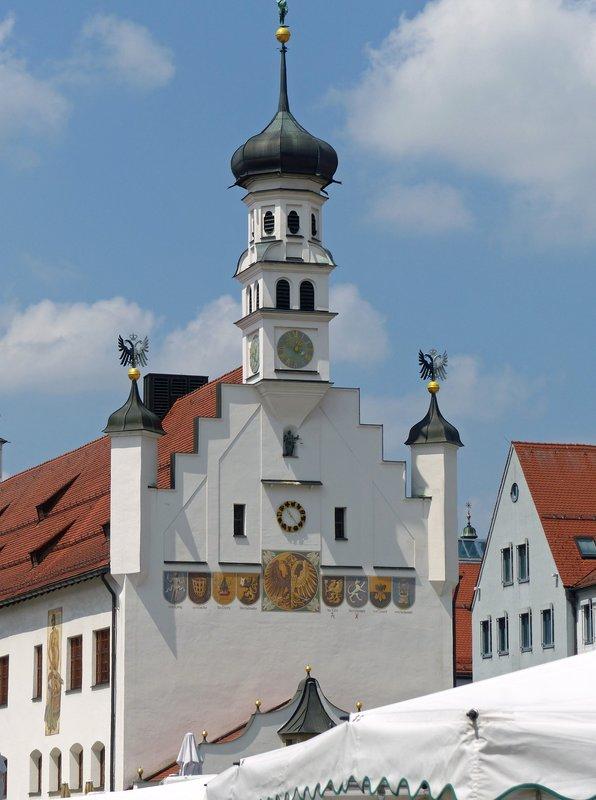 Rathaus, Kempten