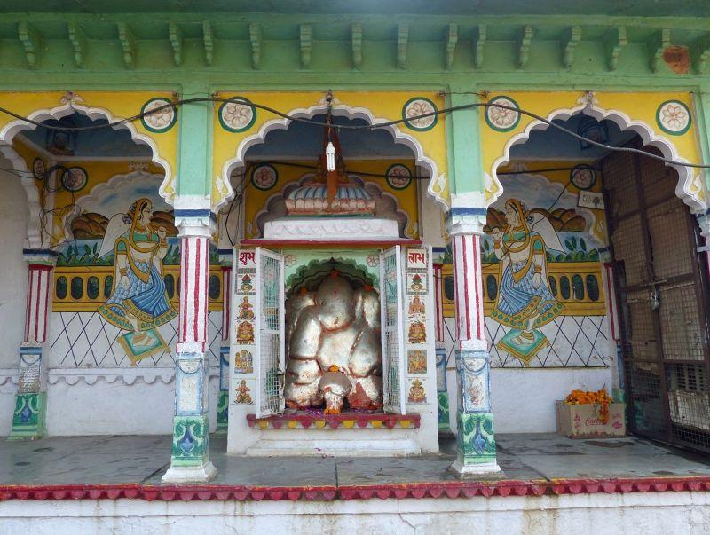 The streets of Bundi: temples and local colour - Bundi
