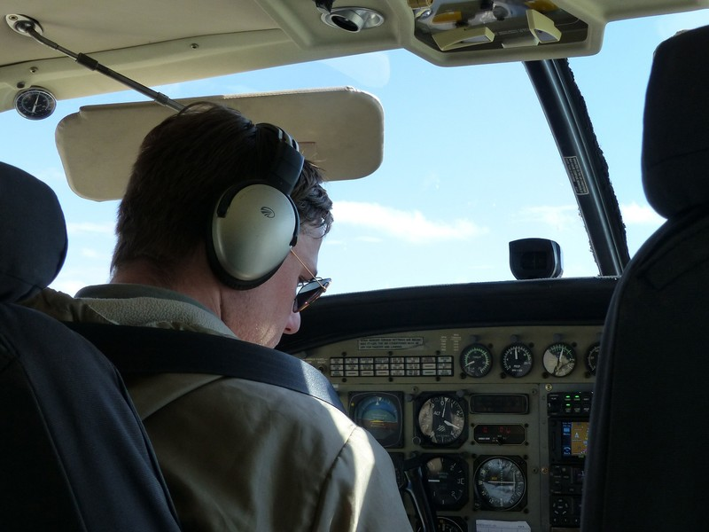 Our pilot