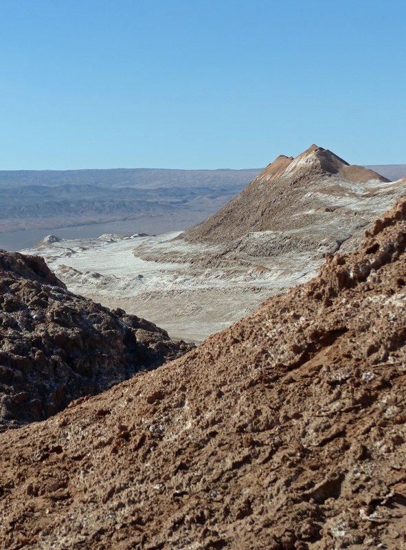 View of the Valle de la Luna