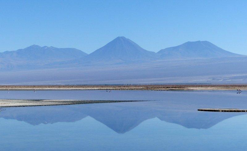 Desert view, Salar de Atacama