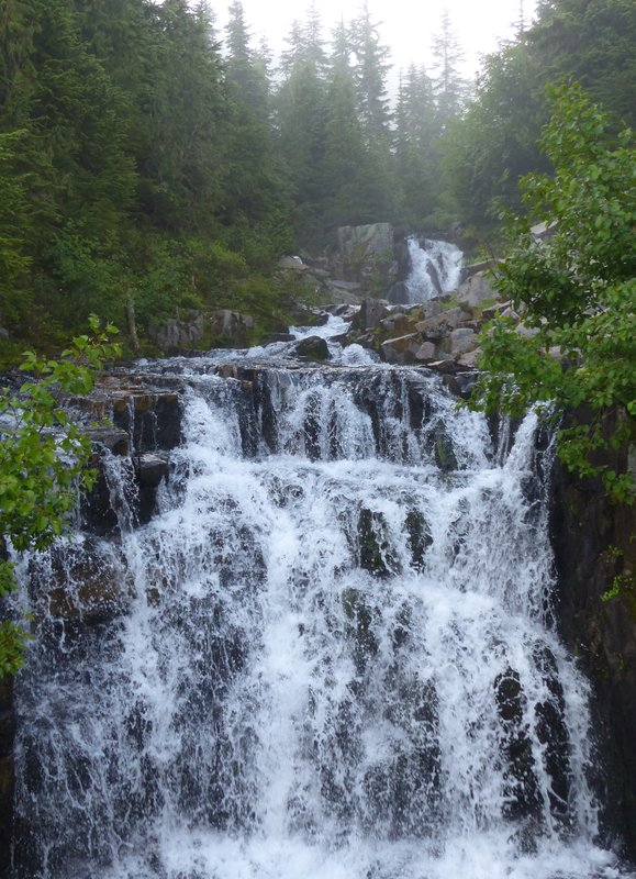 Sunbeam Creek Falls, Mount Rainier NP