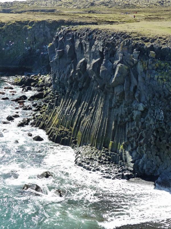 Cliffs at Arnarstapi