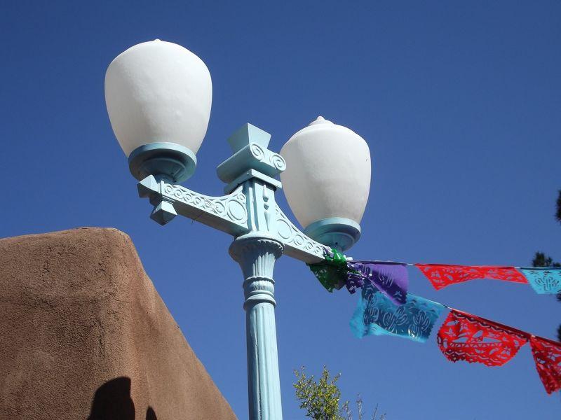 Patio Escondido - Albuquerque