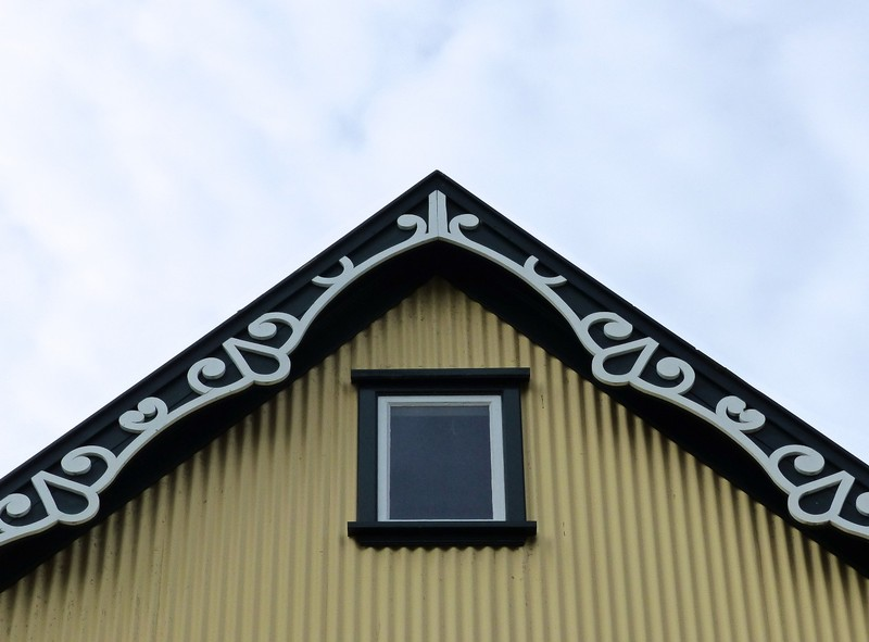 Old town architecture, Reykjavik