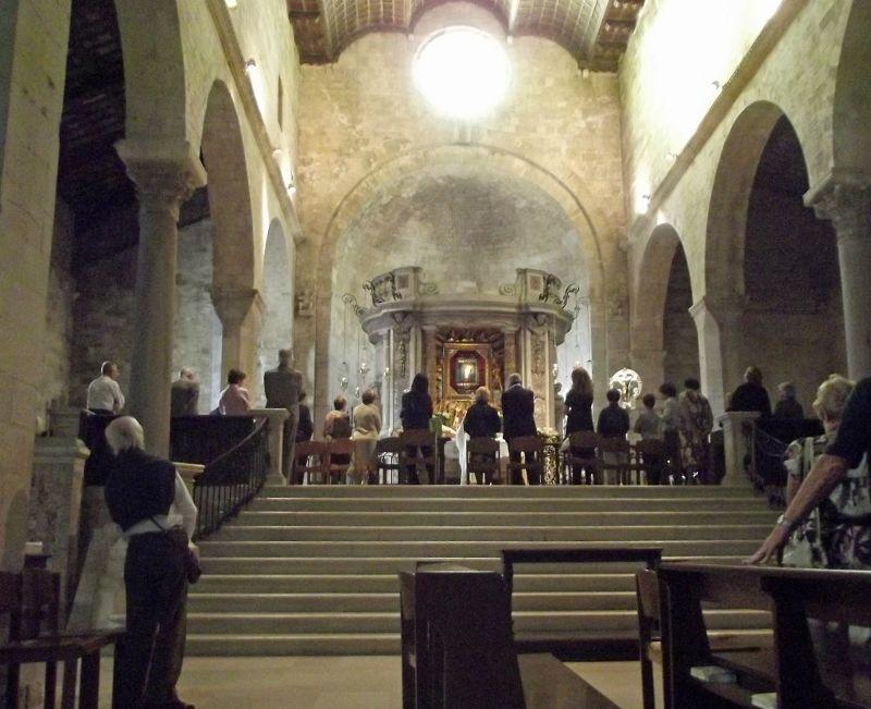 Wedding in the Lady Chapel - Ancona