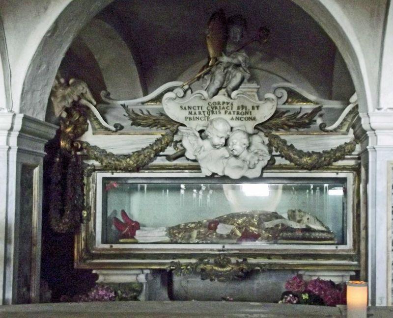 San Ciriaco - Ancona