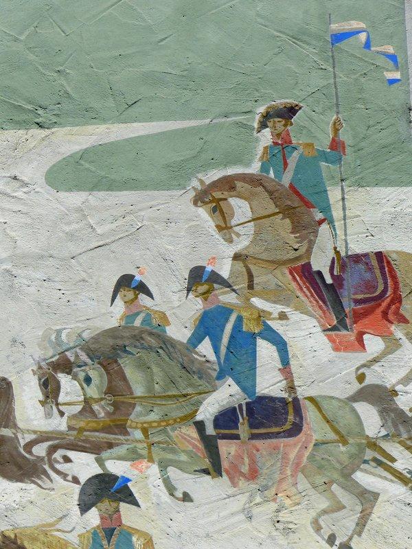 Mural in Wangen