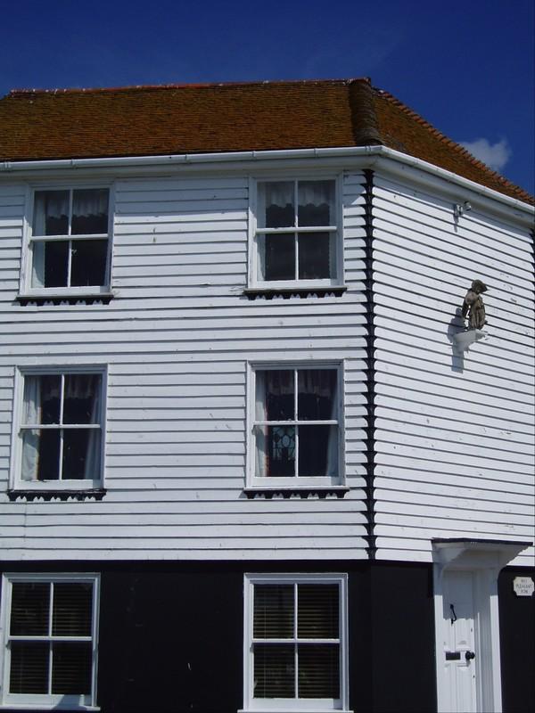 Old building in Hastings