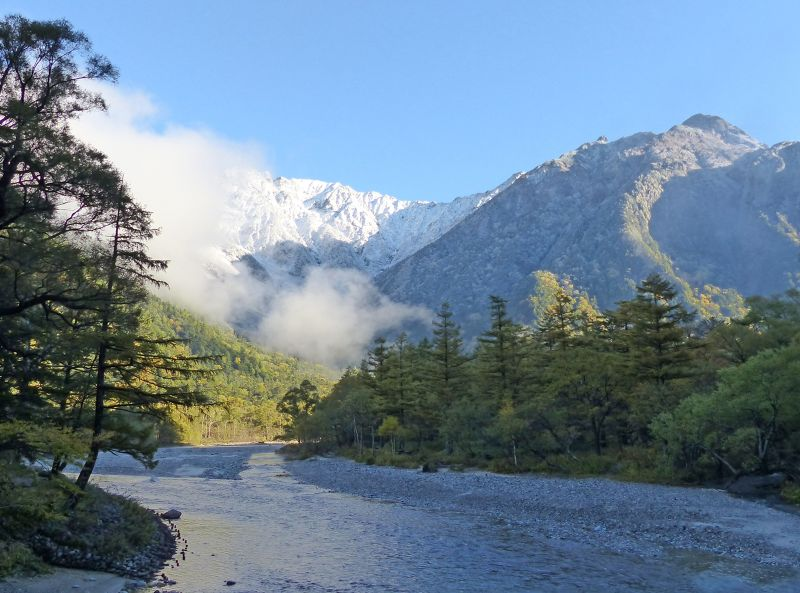 Kamikochi National Park - Japan