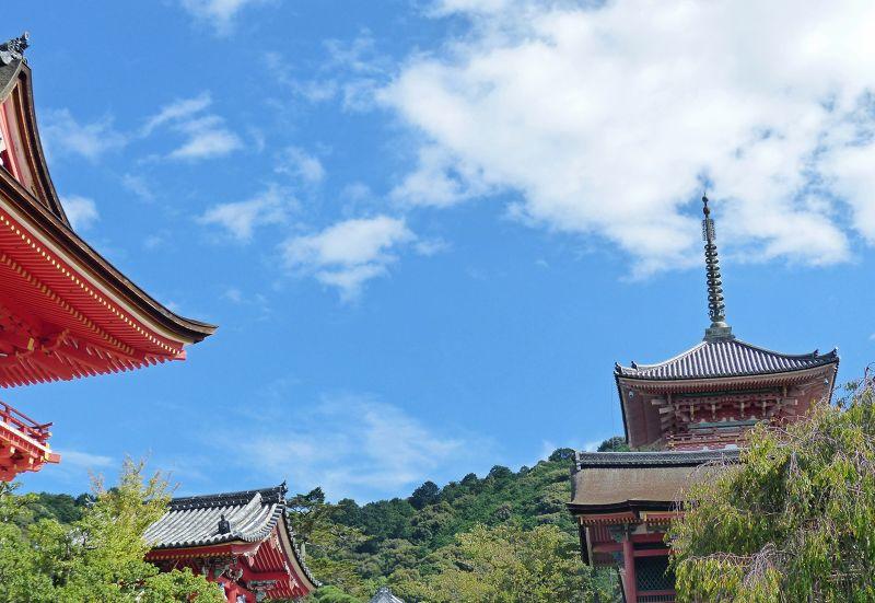 Kiyomizu-dera - Japan