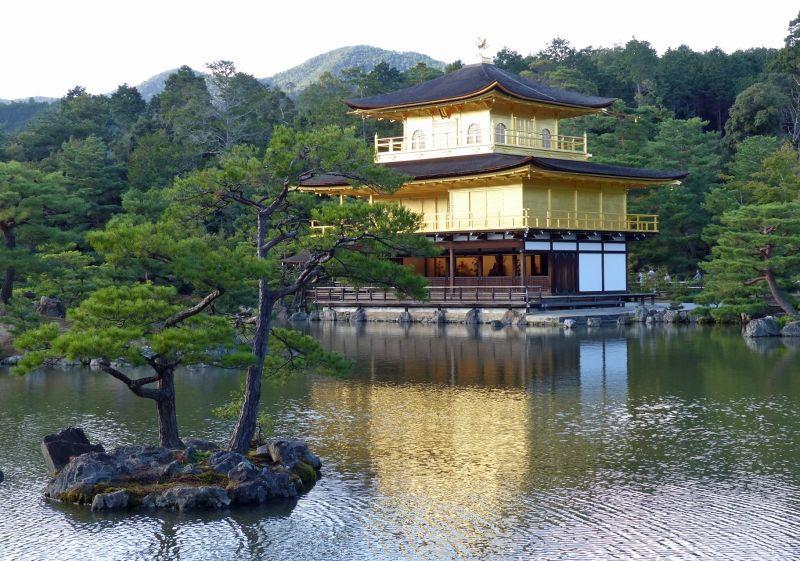Kinkaku-ji: the Golden Pavilion - Kyoto