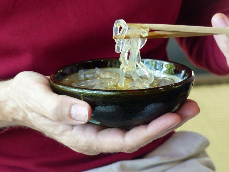 Chris's noodles - Kyoto