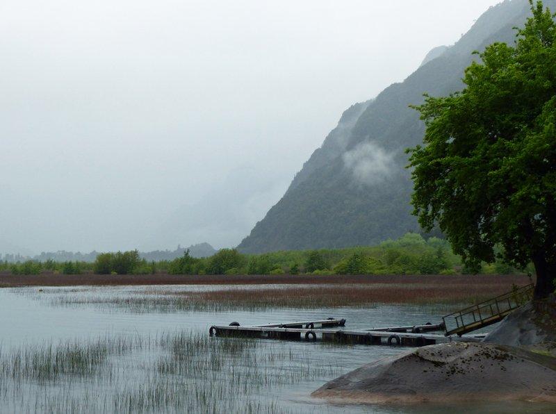 Lago Todos los Santos at Peulla