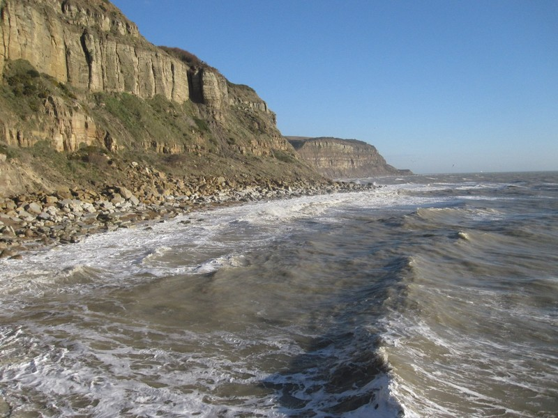 Rock-a-Nore Beach, Hastings